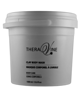 Theravine Professional Clay Body Mask 1000ml