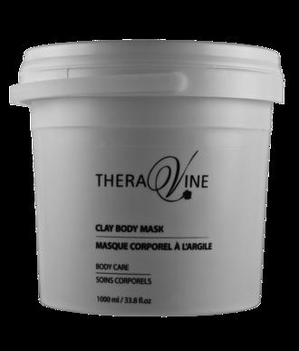 Theravine Professional Clay Body Mask 1000ml