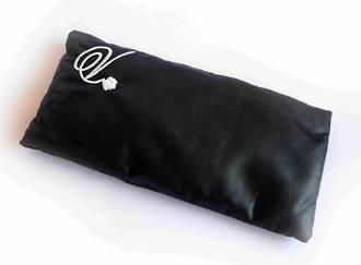 Theravine Eye Pillow Black