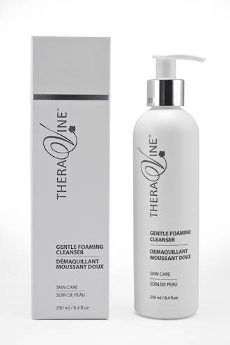 Theravine RETAIL Gentle Foaming Cleanser 250ml