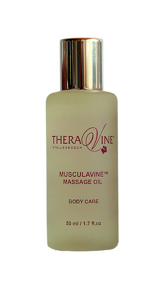 Theravine RETAIL Musculavine Massage Oil 100ml