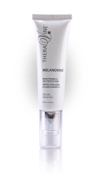 Theravine Professional Melanovine Brightening C + Day Protection 100ml