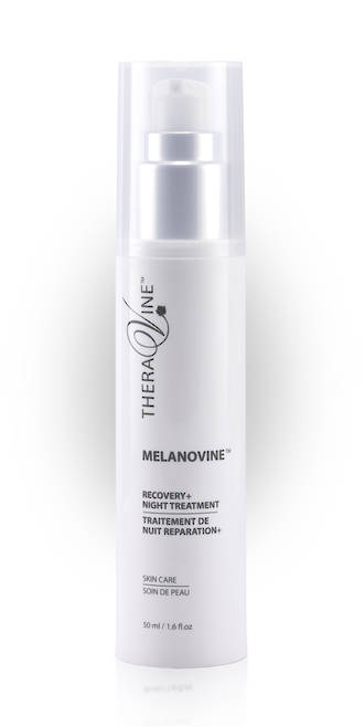 Theravine RETAIL Melanovine Recovery + Night Treatment 50ml
