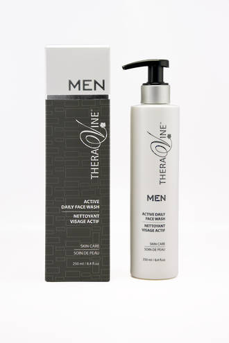 Theravine Professional Mens Active Daily Face Wash 250ml