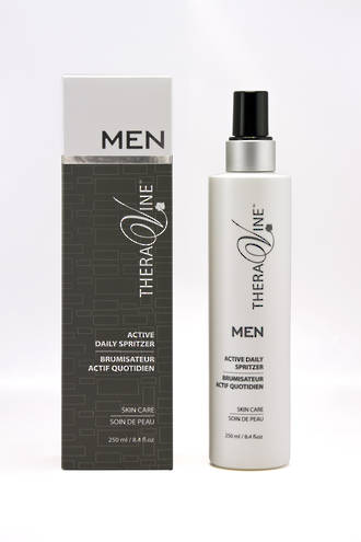 Theravine RETAIL Mens Active Daily Spritzer 250ml