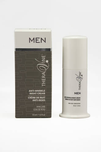 Theravine RETAIL Mens Anti-Wrinkle Night Cream 50ml