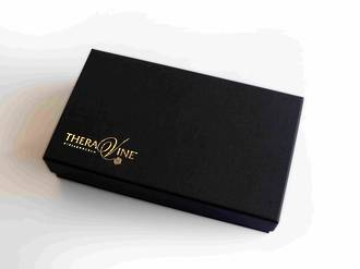 Theravine Gift Box Black 140mm