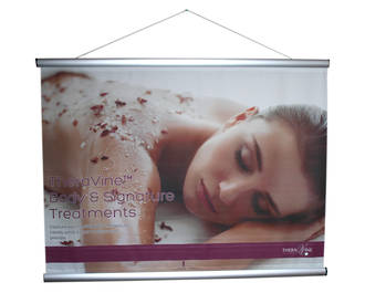 Theravine Wall Banner - Signature Treatments