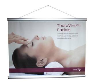 Theravine Wall Banner - Theravine Facials