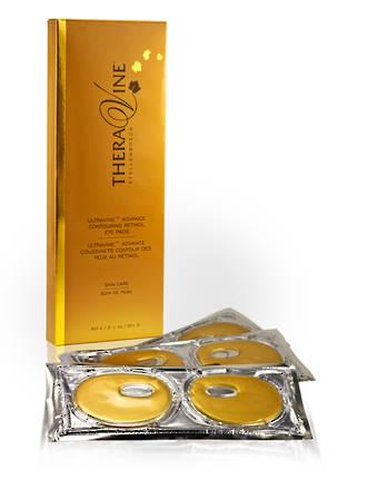 Theravine Professional Ultravine Advance - Contouring Retinol Eye Pads 10 sets