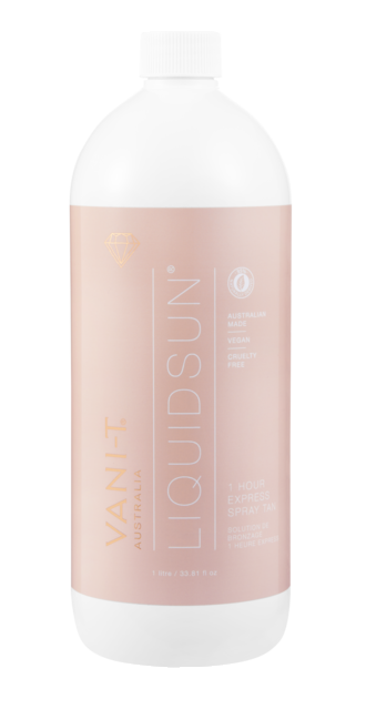 VANI-T LiquidSun Express Spray Tan Solution - 1L