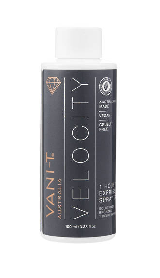 VANI-T Velocity Express Spray Tan Solution - 100ml