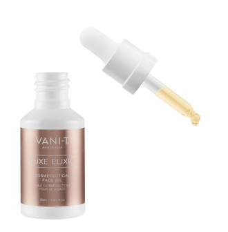 VANI-T Luxe Elixir - Face Oil - Prep, Prime & Shine!