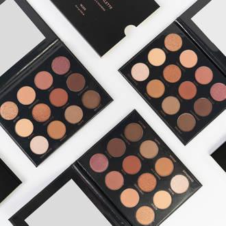 VANI-T Eyeshadow Palette - Nude