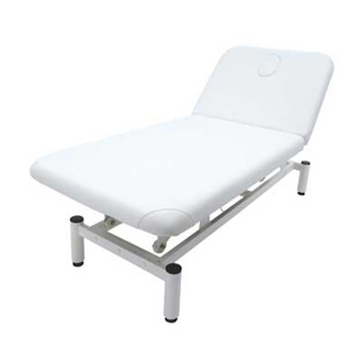 Electrical Bed - White