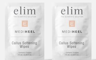 Elim Tonic Callus Softening Wipes
