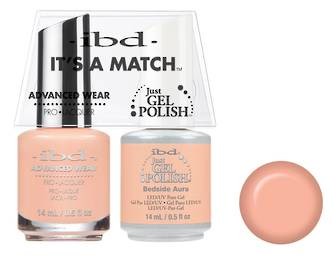 Nude Collection - Bedside Aura Just Gel Duo Pack