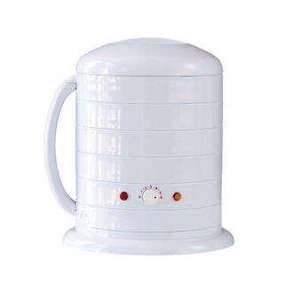 Large WHITE Wax warmer 1000ml