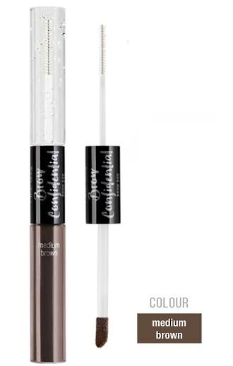 Ardell Confidential Brow Duo Medium Brown
