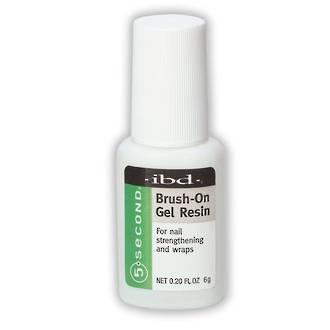 IBD Brush-On Gel Resin 6gm Bottle
