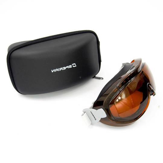 Laser Glasses, Flex Seal, polymer filter YAG KTP = Operator Eye Protection