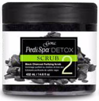 Gena Lab Charcoal Detox Scrub