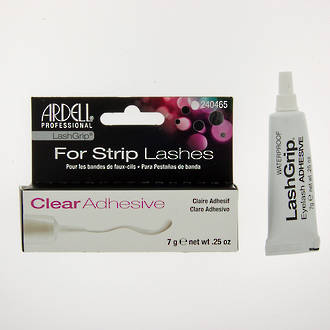 Ardell Lash grip strip adhesive CLEAR