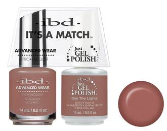 Nude Collection - Dim The Lights Just Gel Duo Pack