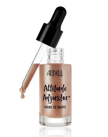 Ardell - Attitude Adjustor, Shade FX Drops - Golden Sheen