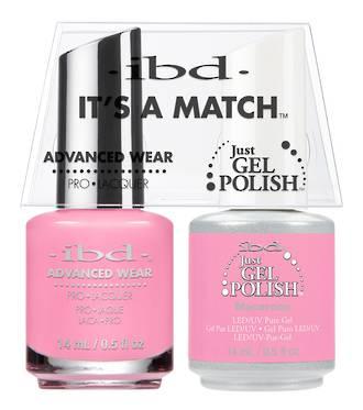 IBD Duo Polish Macaroon