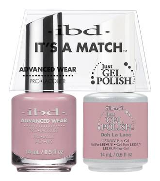 IBD Duo Polish Ooh La Lace