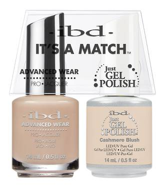 IBD Duo Polish - Cashmere Blush