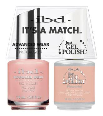 IBD Duo Polish - Flowerful