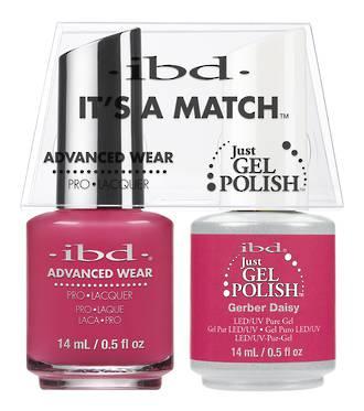 IBD Duo Polish Gerber Daisy