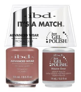 IBD Duo Polish Mauve Over