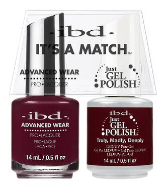 IBD Duo Polish - Truly, Madly, Deeply