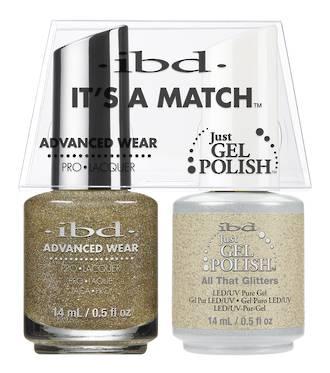 IBD Duo Polish All That Glitters