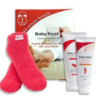 Baby Foot Indulgence Pack