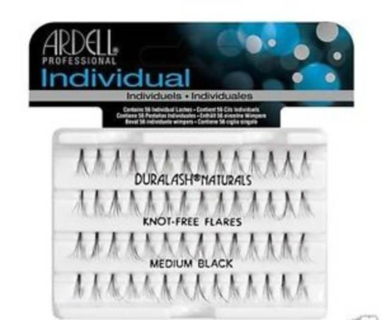 Ardell Duralash Naturals Med Black (Knot-Free)