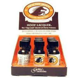 Gena Healthy Hoof Lacquer Display