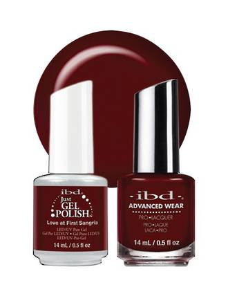 Just Gel Love Lola Collection - Love At First Sangria (creme)
