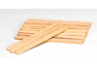 Wooden Applicators LRG - 500PK