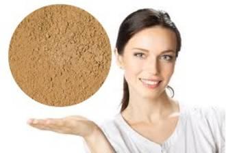 MakeupFIX Mineral Foundation Powder Medium Tan -MF07
