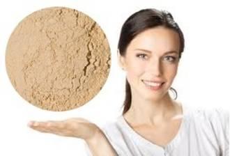 MakeupFIX Mineral Foundation Powder Medium Beige -Tester MF02