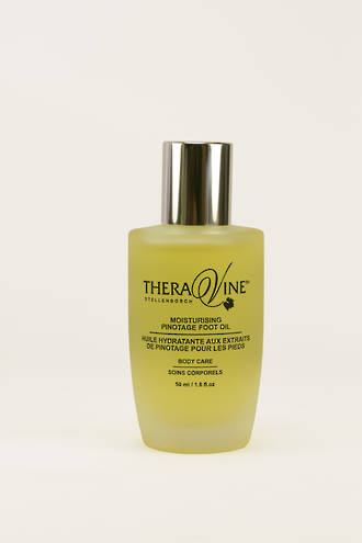 Theravine Professional Moisturising Pinotage Foot Oil 200ml