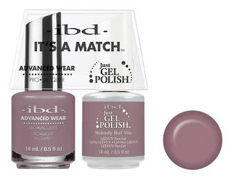Nude Collection - Nobody But You Just Gel Duo Pack