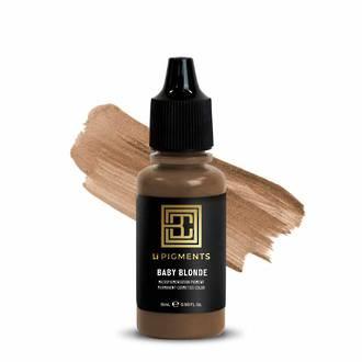 BROW CODE - Li Pigments BABY BLONDE