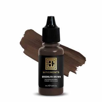 BROW CODE - Li Pigments BROOKLYN BROWN