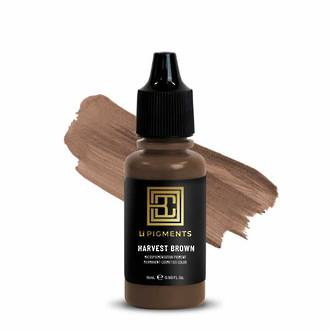 BROW CODE - Li Pigments HARVEST BROWN