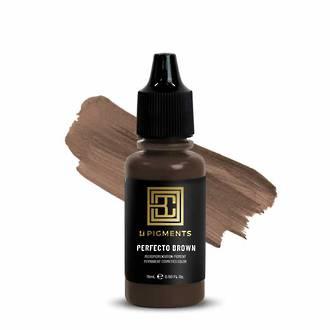 BROW CODE - Li Pigments PERFECTO BROWN